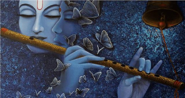 Lord Krishna Status Shayari Quotes messages in Hindi| Happy janmashtami