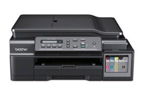 Function Multifunction Printer amongst ADF as well as Wi BROTHER DCP-T700W Printer Driver Download