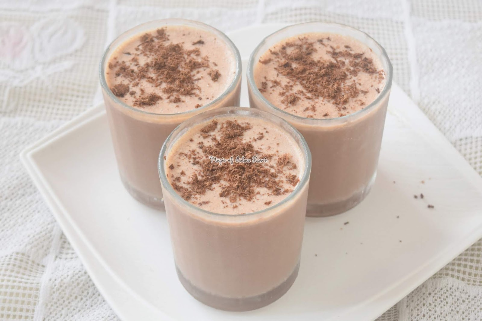 Cold Coco Premix  Cold Cocoa Milkshake Recipe - इंस्टेंट कोल्ड कोको मिक्स रेसिपी - Priya R - Magic of Indian Rasoi