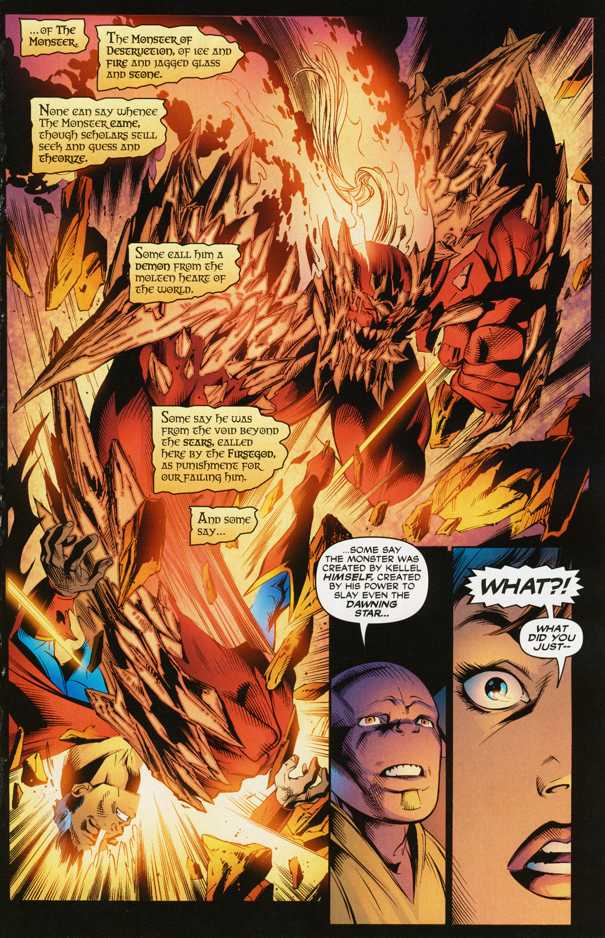 Read online Trinity (2008) comic -  Issue #34 - 8