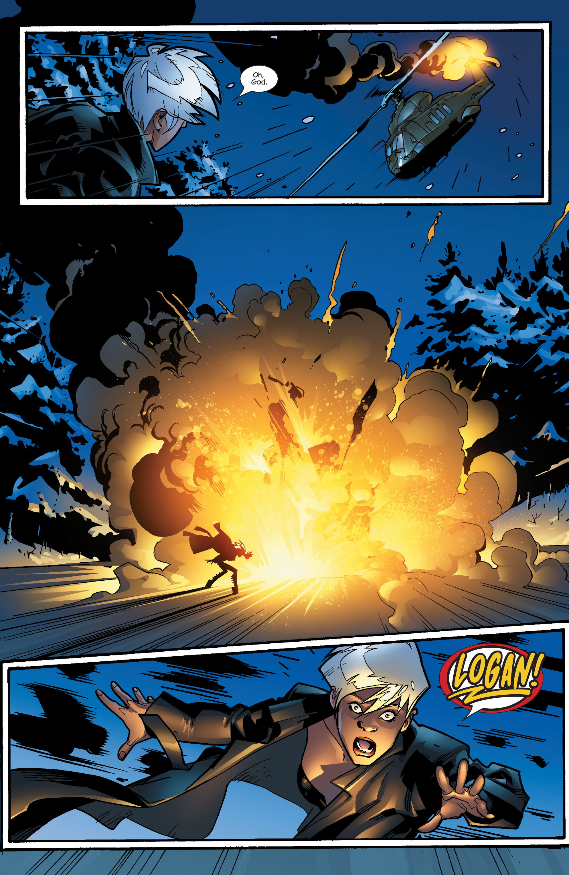 Read online Ultimate X-Men comic -  Issue #60 - 16