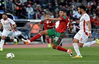 مشاهدة مباراة المغرب وتونس مباشر اون لاين يلا شوت مشاهده مباراه المغرب وتونس اليوم بث مباشر بتاريخ 20-11-2018 حصري يوتيوب تونس ضد المغرب مباشر لايف اون لاين.