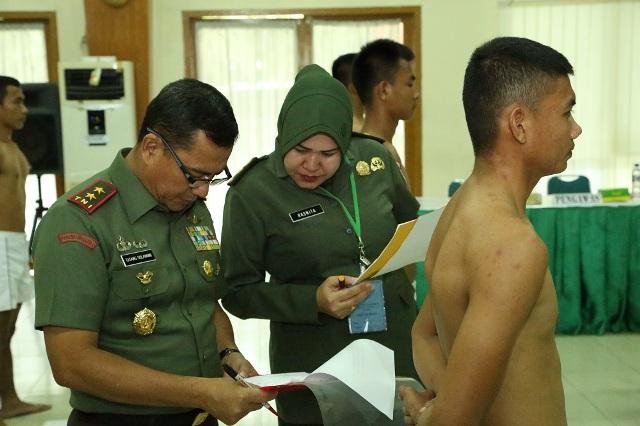 20 Calon Tamtama PK TNI-AD Pulau Terluar Simeulue Lulus Setelah Pantukhir