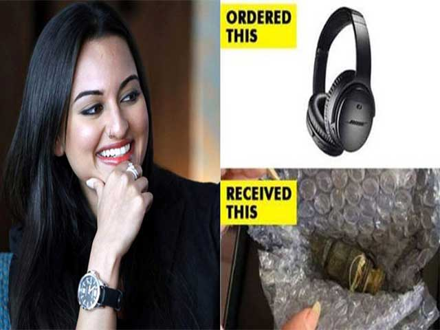 sonakshi-sinha-orders-headphone-online-gets-rusted-iron-pieces
