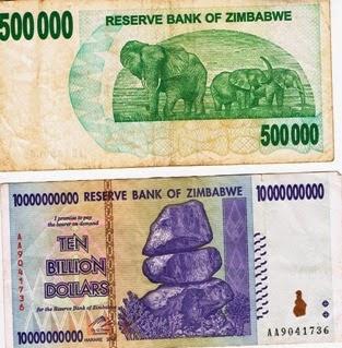 Currency Converter Zimbabwe Dollars