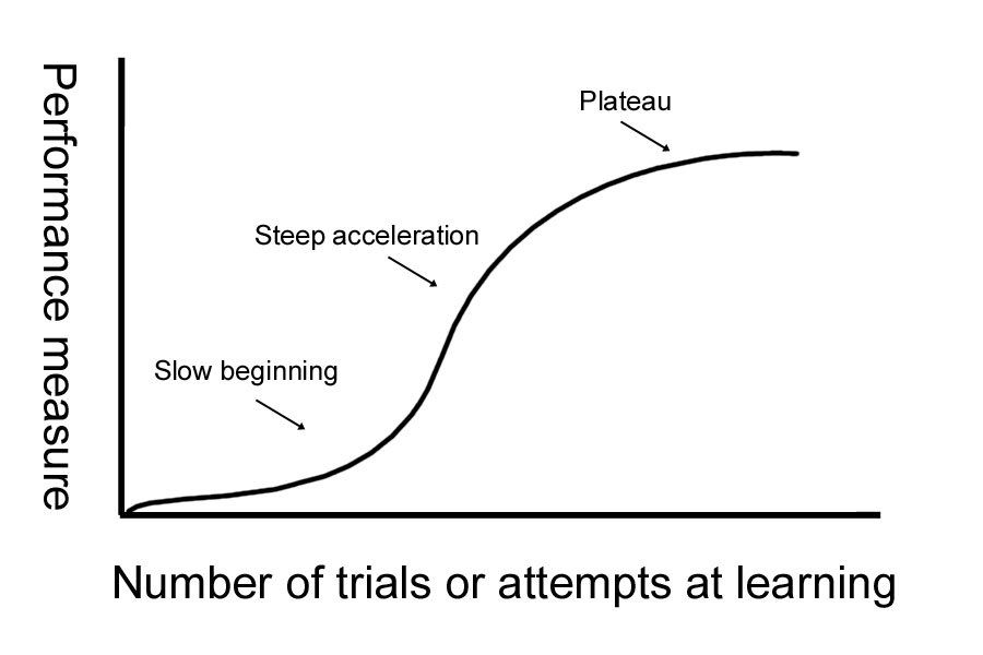 The KnowledgeSmart Blog: Learning Plateaus