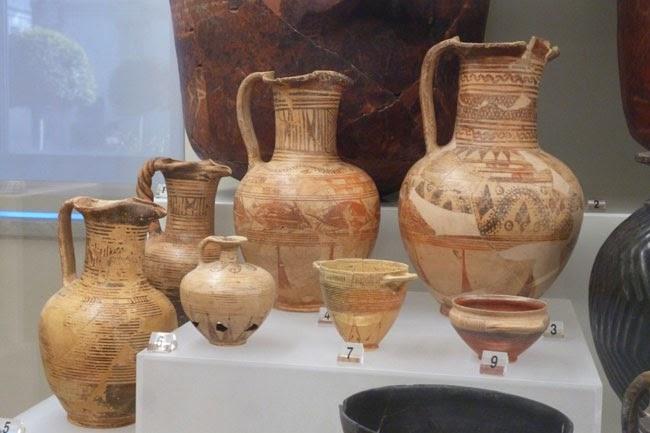 Cerâmica etrusca, Museu Etrusco de Roma