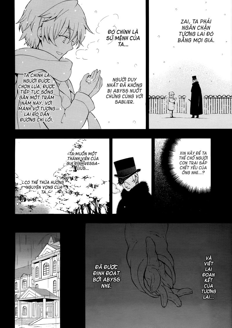 Pandora Hearts chương 082 - retrace: lxxxii wish trang 5