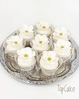 Hää, cupcake, topcake, wedding cupcake, hää cupcake, kukat, hääpäivä, hääjuhla, tilaus cupcake,
