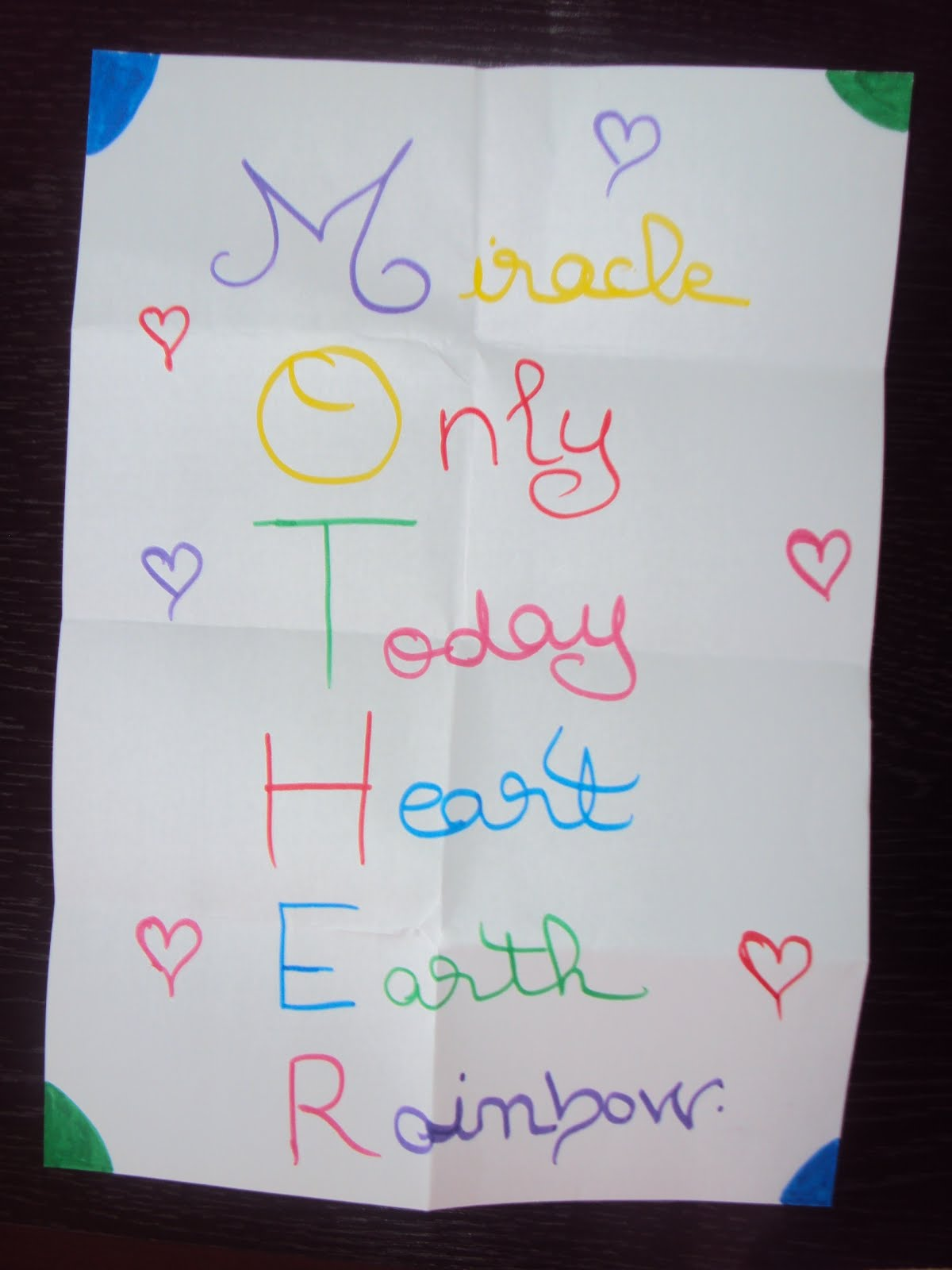 Enjoy Teaching English Mother S Day Acrostic Poems
