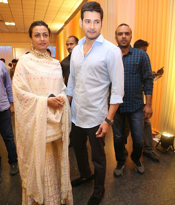 mahesh-babu-his-wife-namrata-shyam-prasad-reddy-daughter-maithri-wedding