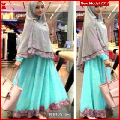 BJR046 Baju Muslim Murah Safira Murah Grosir BMG