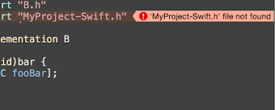 Importing Swift code from Objective-C in a Test Target - It's Possible!
