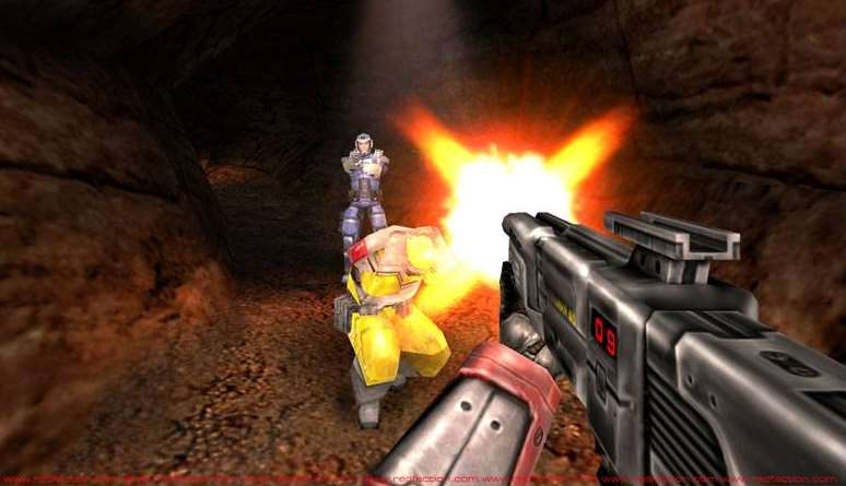 Red Faction pc full español