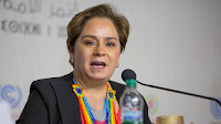 Patricia Espinosa at the Cop22 in Marrakech (Photo Credit: UN Climate Change) Click to Enlarge.