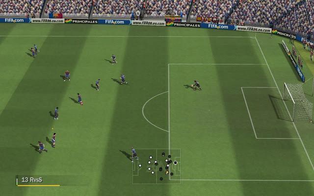 FIFA 2008 Game Screenshots