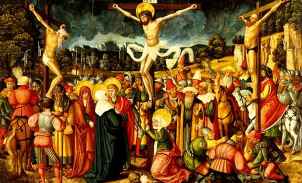 25 การทรมานโหดที่สุดในโลก การตรึงกางเขน (Crucifixion)