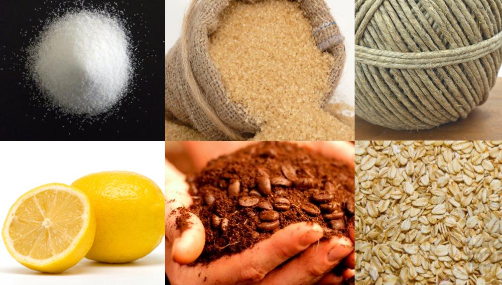 Beat the Microbead + My 6 natural plastic free exfoliation alternatives