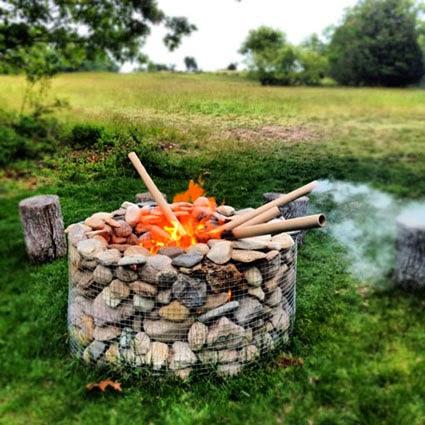 saltxpepper, fire, design, garden, oyd, outdoor living