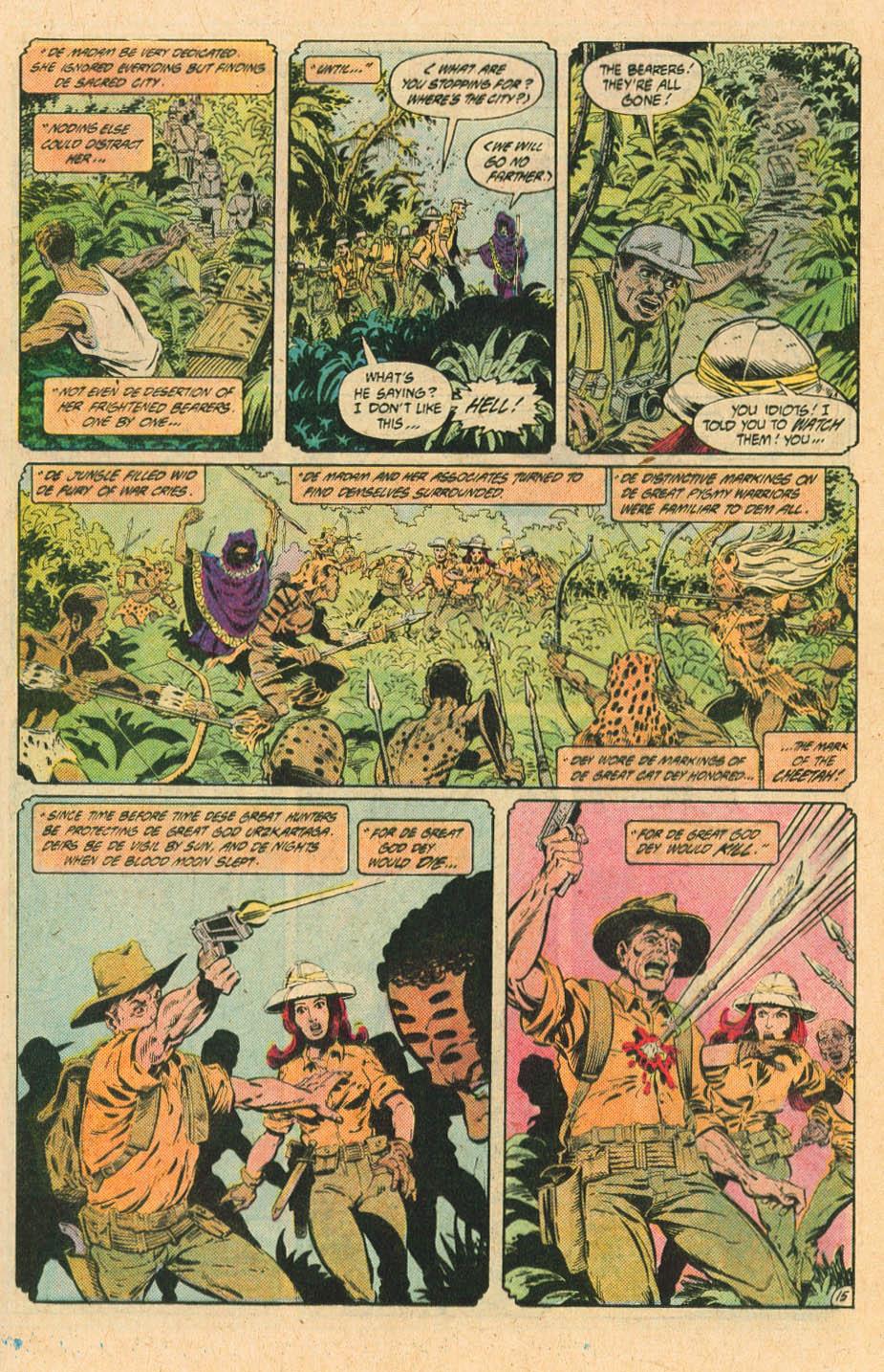 Read online Wonder Woman (1987) comic -  Issue #28 - 17