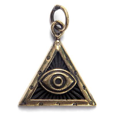 купить кулон всевидящее око оберег масонский глаз в треугольнике интернет магазин опт симферополь
