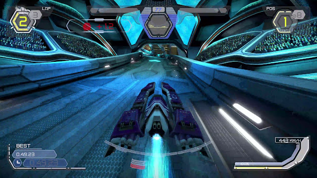WipeOut: Omega Collection: PS4 Review