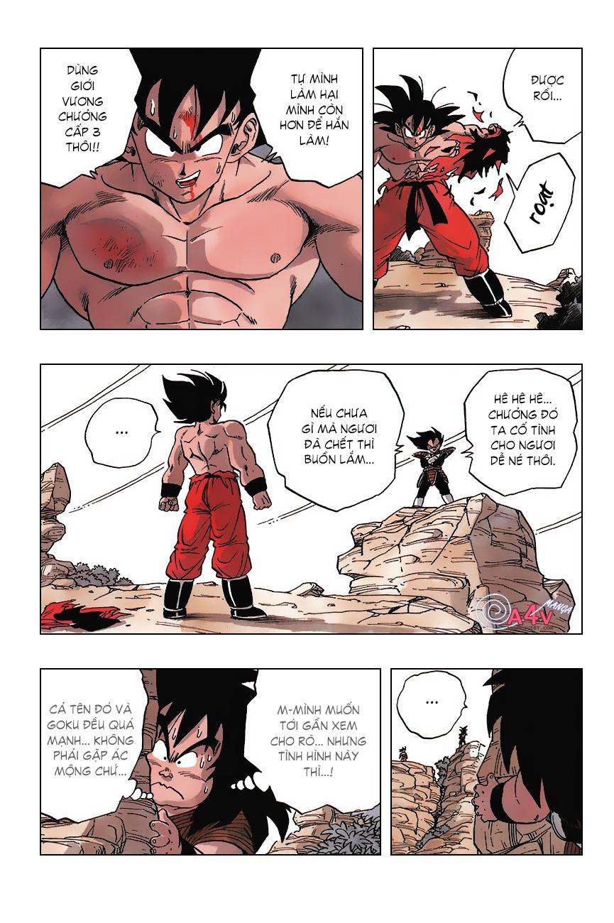 Dragon Ball chap 229 trang 14