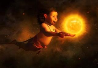 एक धार्मिक कहानी - हनुमानजी ने बाल्यावस्था में फल समझ कर निगल लिया था सूरज ! | Gyansagar ( ज्ञानसागर )