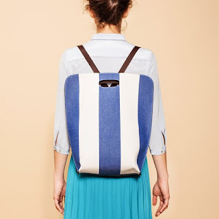 Riviera Basic Backpack by Simple Be