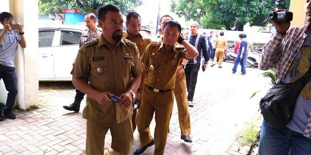 Belasan Camat di Makassar Yang Dukung Jokowi Akhirnya Diperiksa Bawaslu