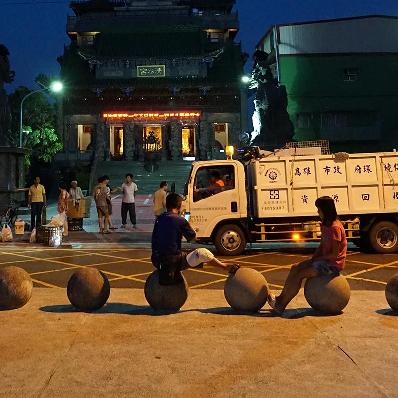 KuneCoco • 5 kuriose Fakten aus Taiwan • Müllabfuhr