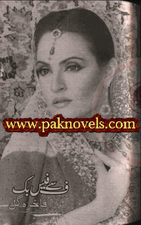Free Download PDF Novel Fay Se Facebook by Fakhira Gull