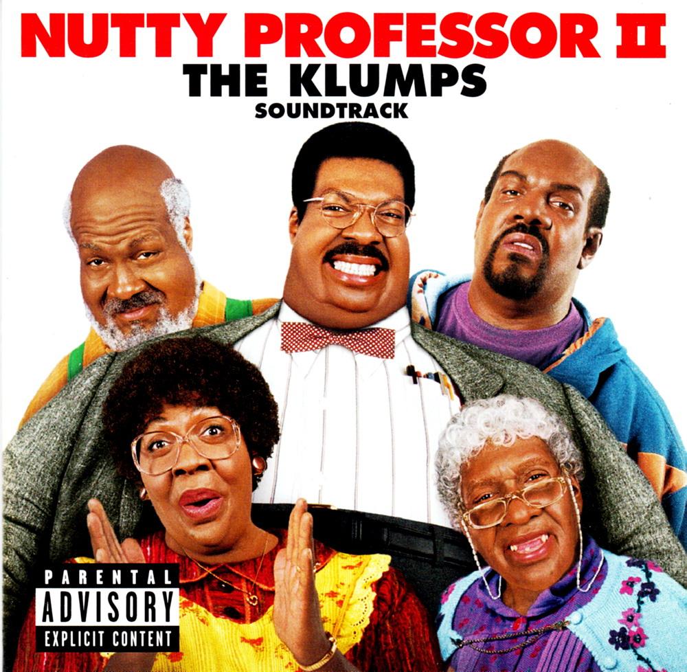 Byron's Music: Nutty Professor II: The Klumps (Soundtrack ...