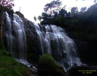 wisata curug cikondang