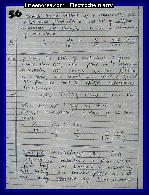 Electrochemistry chemistry11