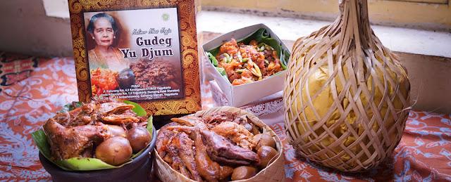 Kelezatan Gudeg Yu Djum Yogyakarta yang Melegenda