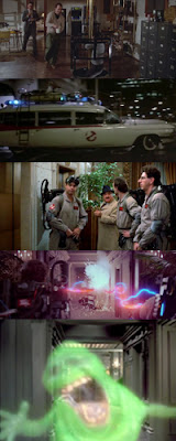 Ghostbusters 1984 screenshots catching Slimer