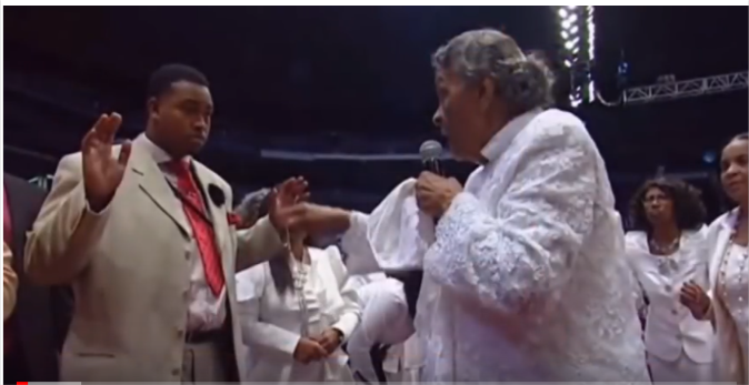 Why Does A COGIC Bishop Regrets Remarks Made By Frances Kelley At