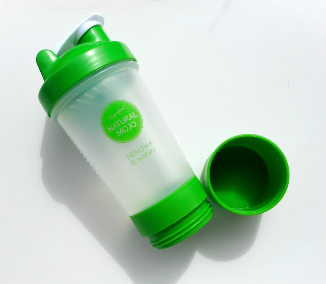 NATURAL MOJO  Premium Shaker