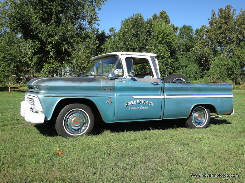 Hover Motor Company 1960 To 1966 Chevrolet And Gmc Truck Mega Photo