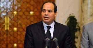 فتح الصالة الخاصة للرئيس في مطار القاهرة إستعداداً لمغادرة الرئيس السيسي الي السعودية