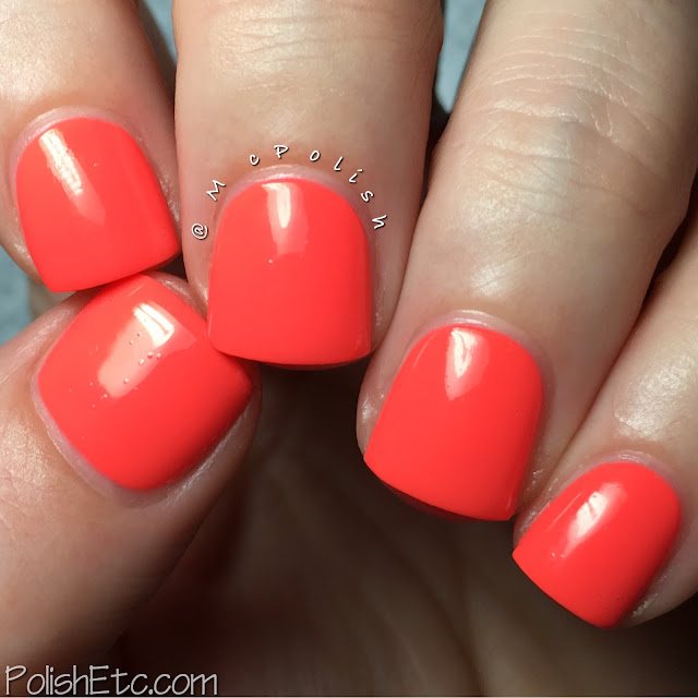 Lavish Polish - Summer 2016 Collection - McPolish - Beach Goddess