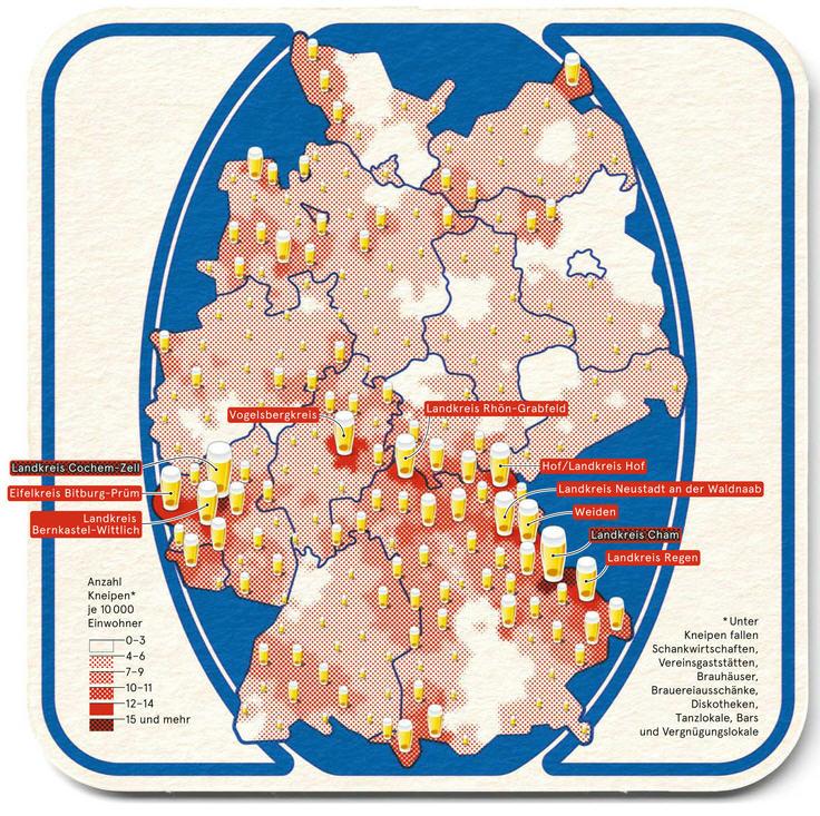 Landkartenblog Kneipen In Deutschland In Rheinland Pfalz