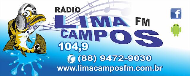 LIMA CAMPOS FM AGORA DE SITE NOVO, CONFIRA!