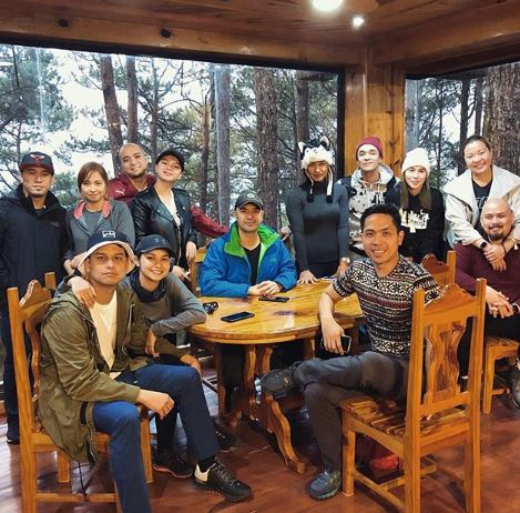 Angel Locsin In Sagada Blue Mountain Cabins