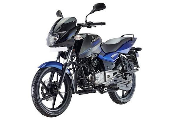 New 2018 Bajaj Pulsar 150 front look