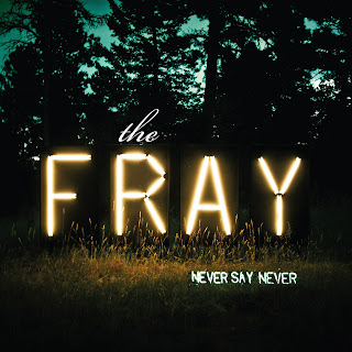 The Fray Never Say Never Album Cover HD Wallpaper