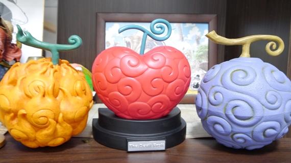 ドラゴンボール&ワンピース貧乏まっしぐら: The Devil Fruit オペ ...