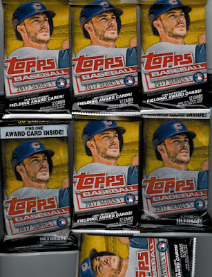 2017 Topps Series 1 Cards in Hand…FINALLY!!!