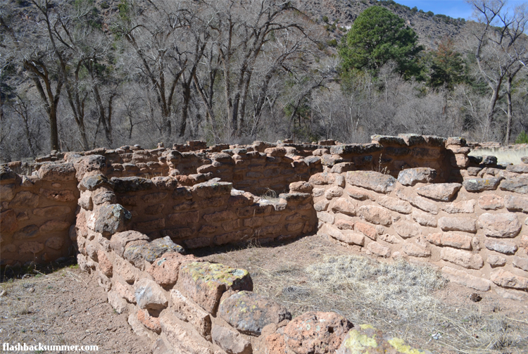 Flashback Summer: Santa Fe Travel - Bandelier National Monument
